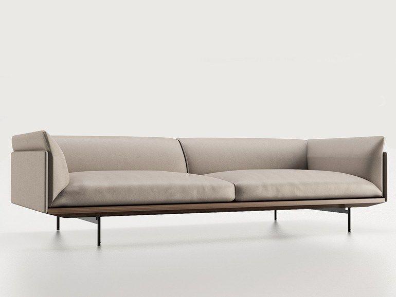 Fabric Sofa Corio Sofa By Enne Sofa Design Fabric Sofa Design Lounge Sofa