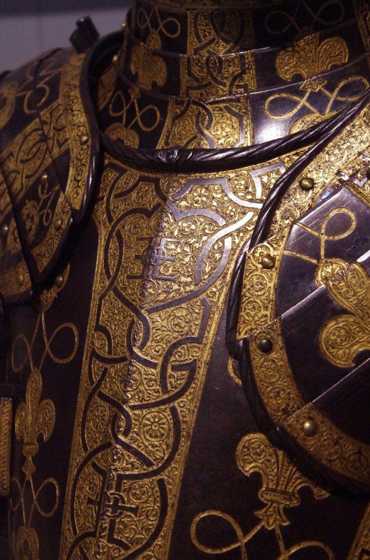 #negroli #art #steel #armour #italy #milan #renaissance