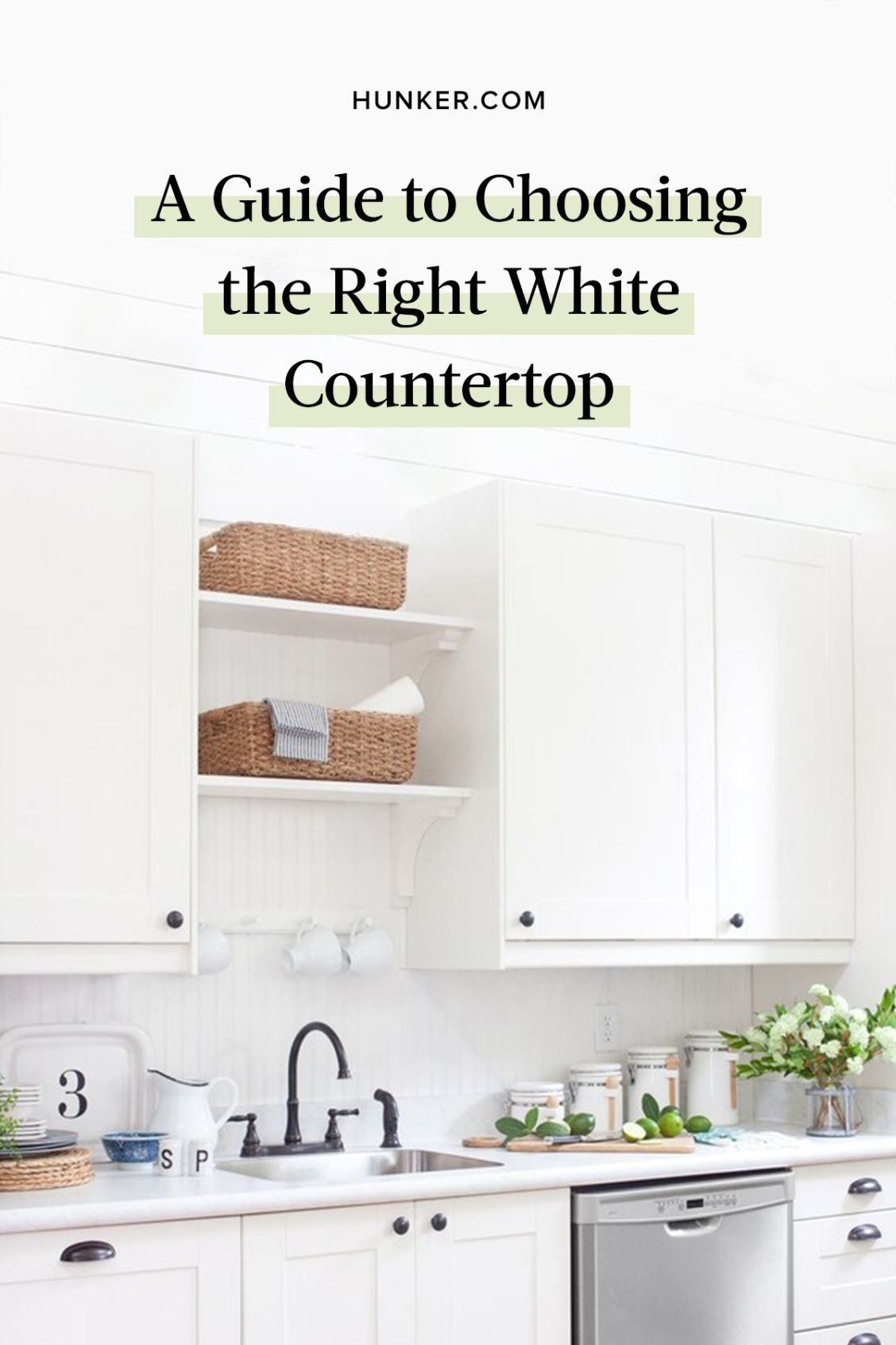 Choosing The Right Countertop For Your Kitchen Can Be A Challenge