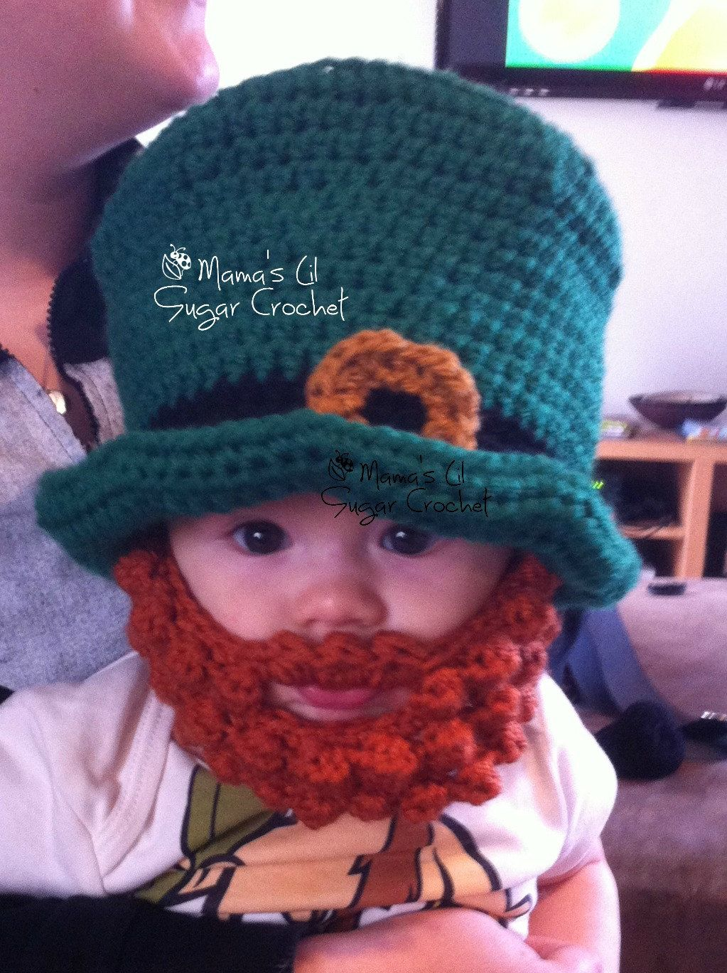 5f7f5cbe4a2 Leprechaun hat