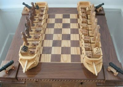 ChessCraft: 20 Coolest And Most Unique Chess Sets