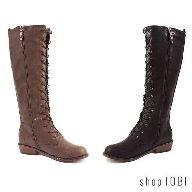 Boot season!