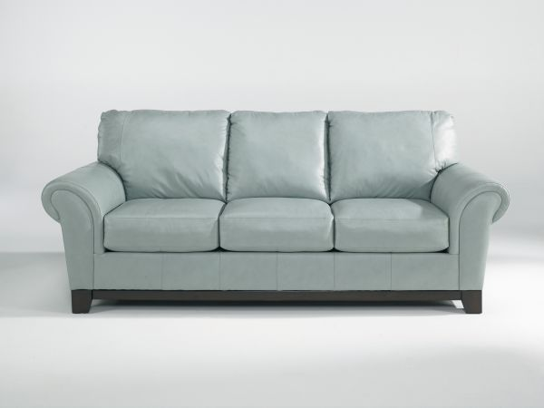 Best Ashley Millenium Allendale Mist Sofa For The Home Blue 640 x 480