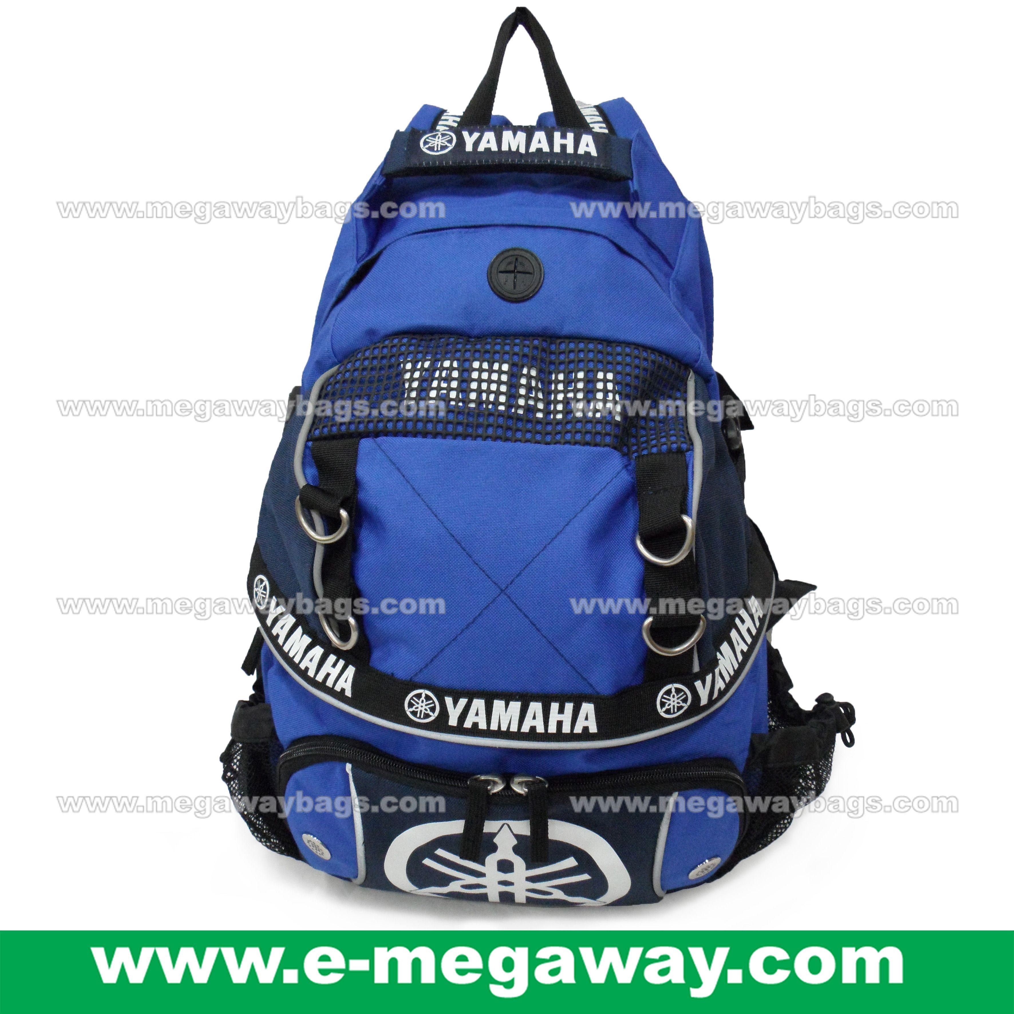 Racing Race Motorcycle Motorsport Casual BackpackBag Travel Hiking Campin
