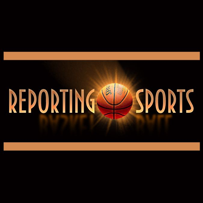 Reporting Sports Logo www.reportingsports.com