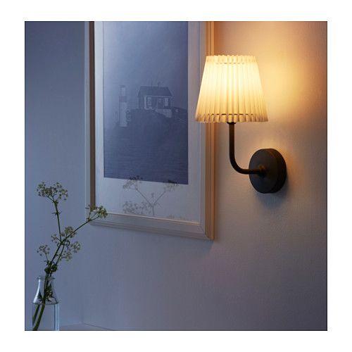 ngland wandlamp vaste installatie wandlamp ikea en ouders. Black Bedroom Furniture Sets. Home Design Ideas