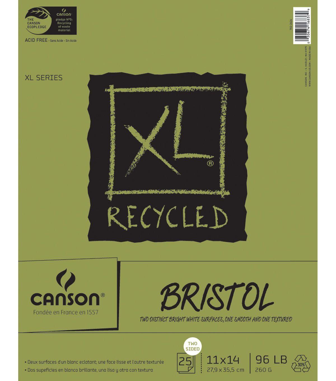 Canson Smooth Vellum Bristol Paper Pad 11 X14 Sketch Paper Sketch Pad Paper