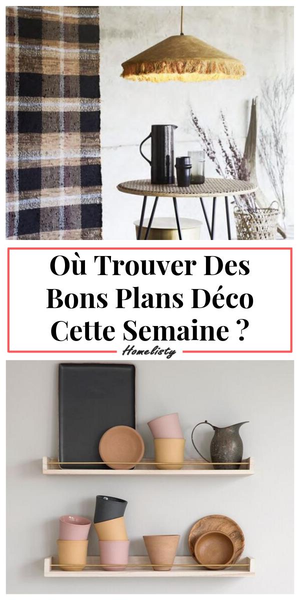 Bons Plans Deco Mobilier Les Meilleures Offres De La Semaine Bons Plans Deco Deco Boutique Deco Et Bons Plans