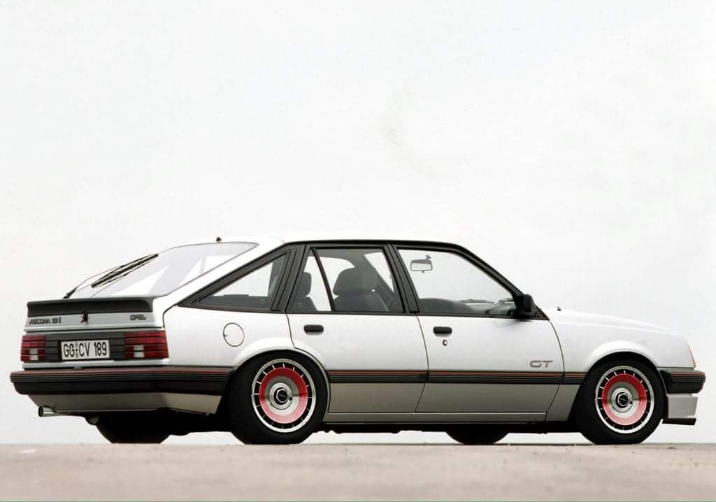 opel ascona c gt old cars veteran car i retro cars. Black Bedroom Furniture Sets. Home Design Ideas