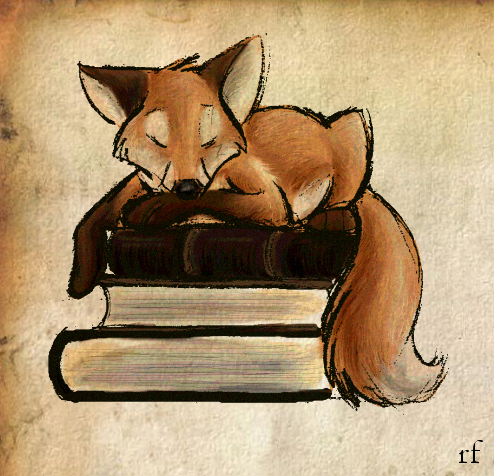 love the idea but the fox is a bit cartoonish - this is the general idea though