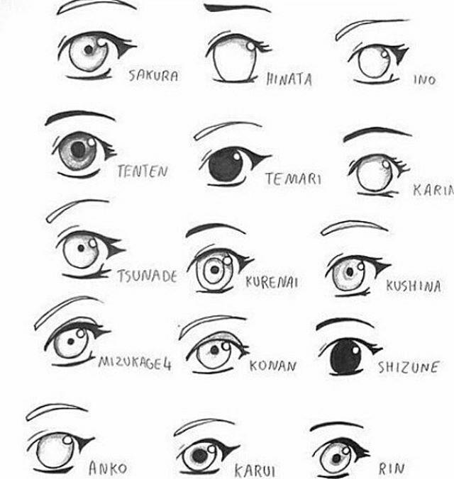 Augen Zeichnen Fur Anfanger Dekoking Diy Bastelideen