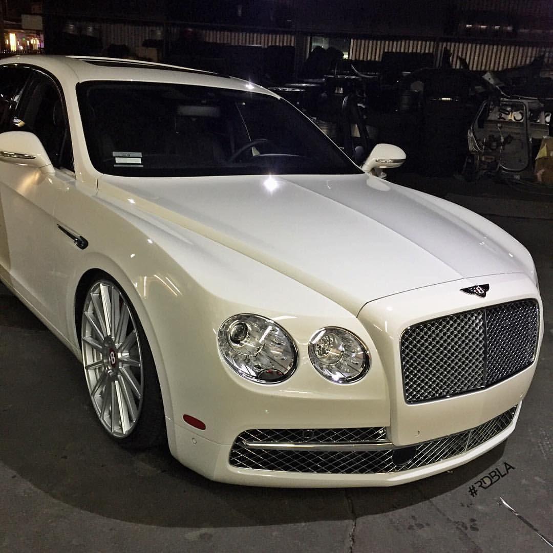 Bentley Car, Bentley Flying Spur, Ride