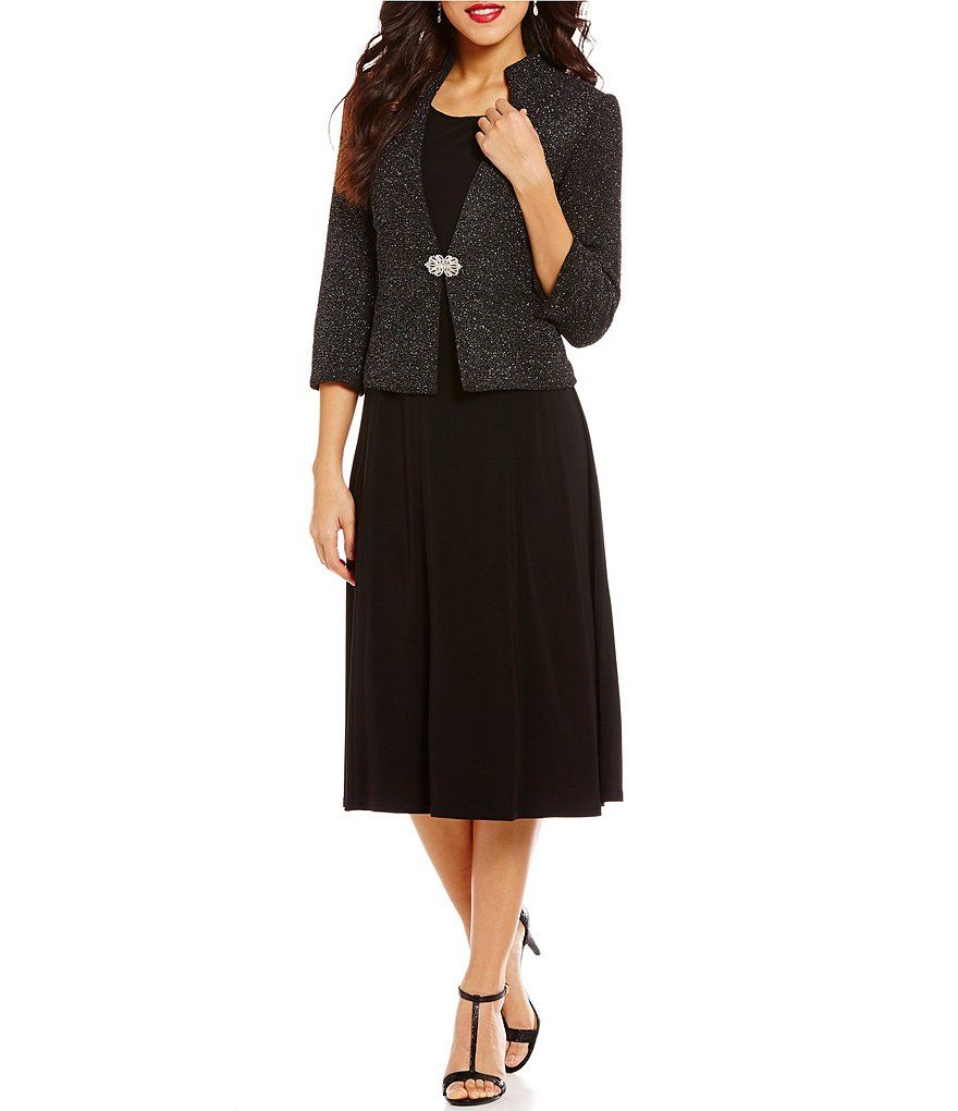Jessica Howard 2 Piece Jacket Dress Mother Of The Bride Special