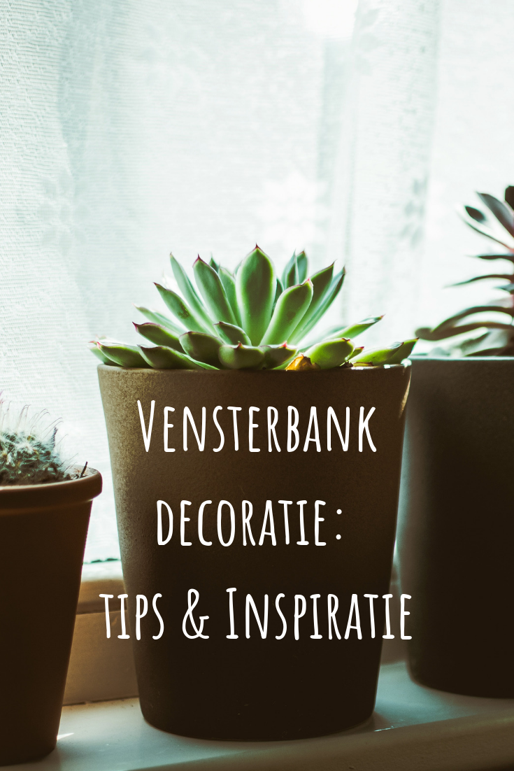 Vensterbank Decoratie Tips Vensterbank Vensterbank Decor Decoratie