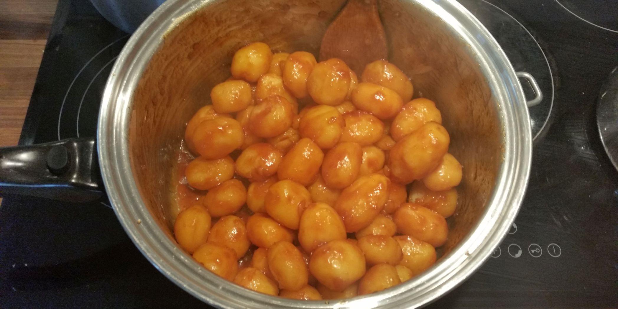 Brunede kartofler 08 #brunedekartofler Brunede kartofler 08 #brunedekartofler