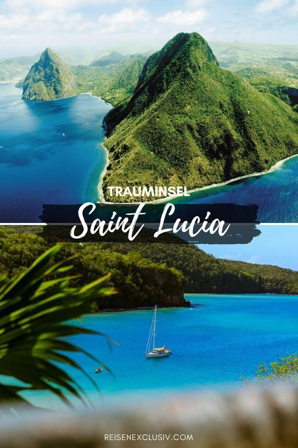 Saint Lucia: Grüne Insel, bunter Rum #travelnorthamerica
