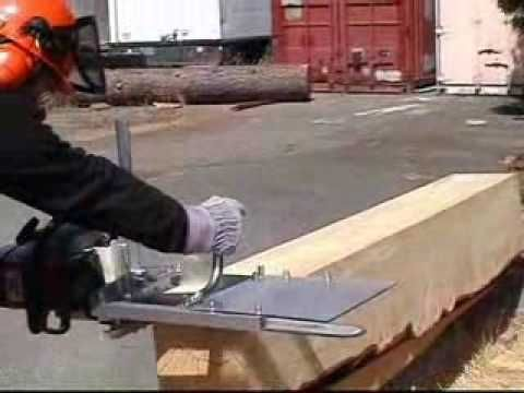 Portable Sawmill Options Bandsaw And Chainsaw Mills The