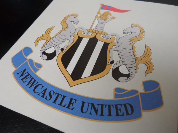 Newcastle united car sticker scooter decal van sticker wall art