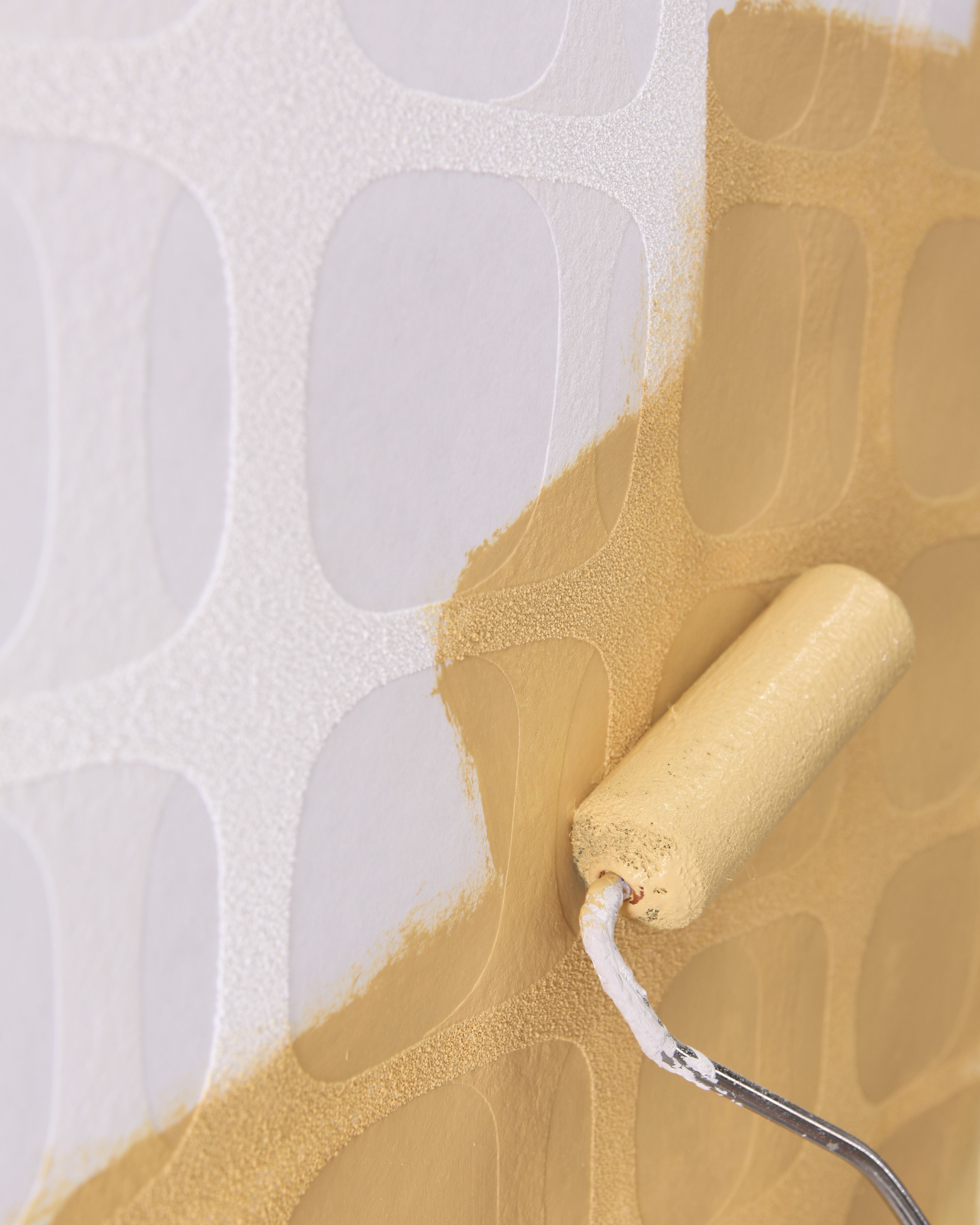 Textured Wallpaper Is A Beautiful Way To Add Interest To
