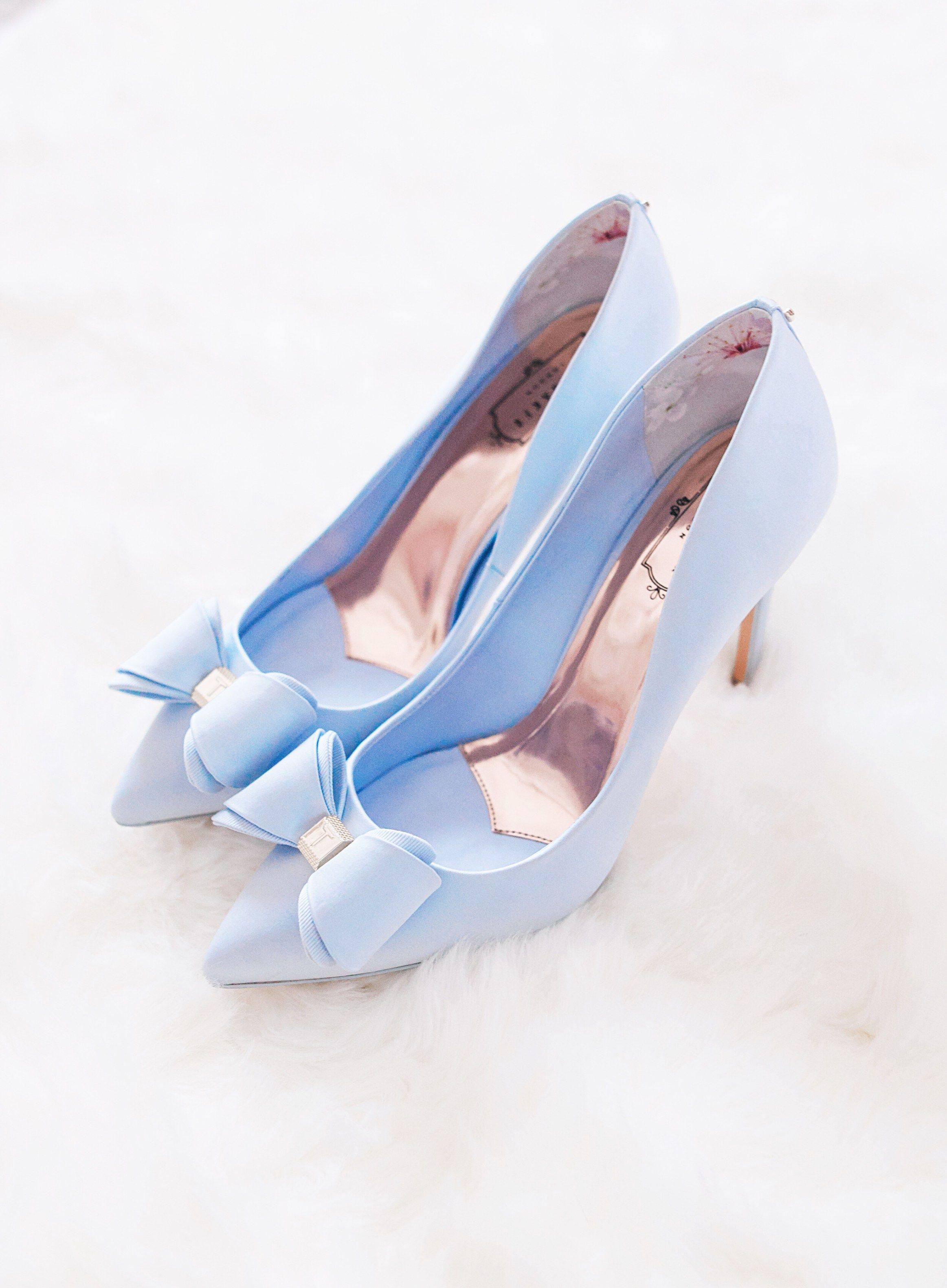 Fancy shoes, Heels
