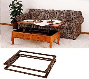 Pop Up Table Mechanism Coffee Table Lift Up Coffee Table Cool Coffee Tables