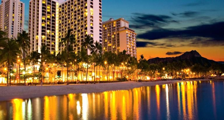 Waikiki Hotels | Waikiki Beach Resort and Spa