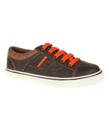 Brown Luke Slip-On Sneaker by RUUM #zulily #zulilyfinds