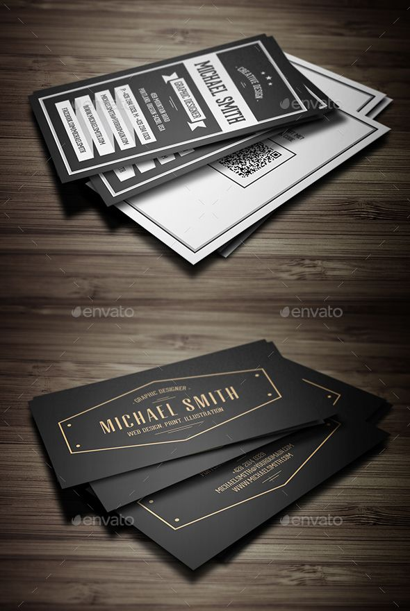 Business Cards - Bundle | Business cards, Business and Card templates