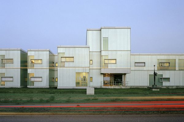 Architect Day: Wiel Arets Architects