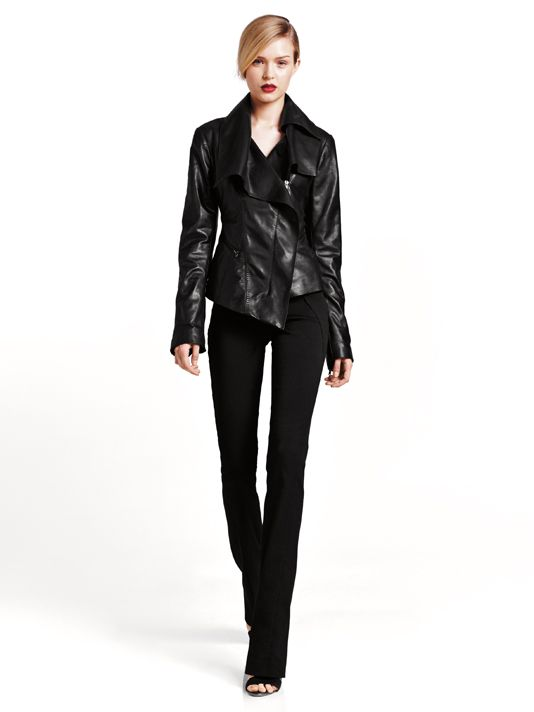 Donna Karan 2013 love the jacket and pants!