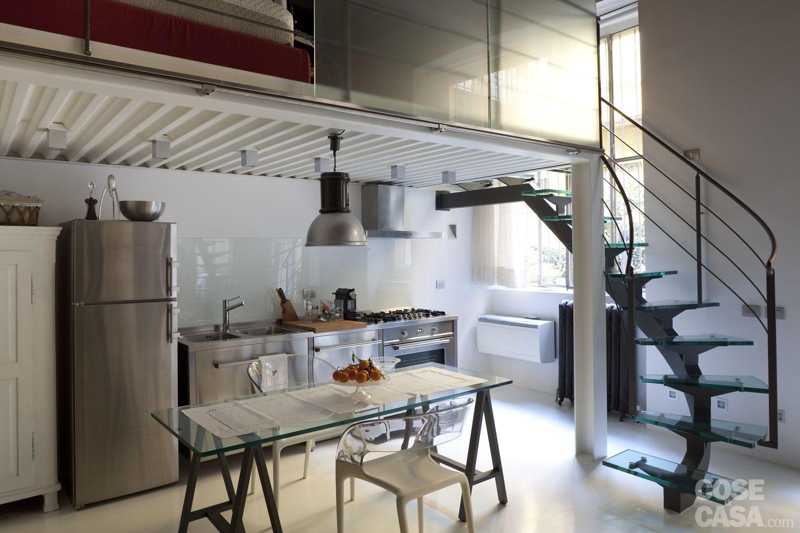 Mansarde soppalcate architettura cerca con google - Cucine vitali prezzi ...