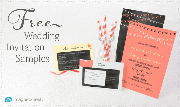 Free Wedding Invitation Samples Free wedding invitations - free wedding invitation samples by mail