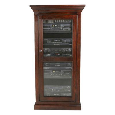 World Menagerie Glass Panel Door Audio Cabinet Finish In 2020 Eagle Furniture Audio Cabinet Glass Panel Door