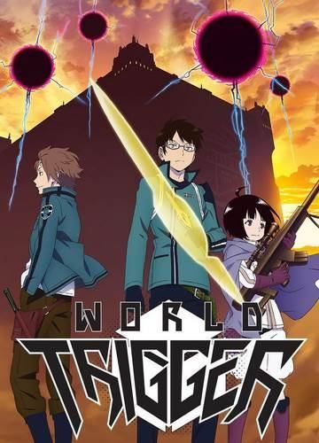 World Trigger 01 48 Vostfr Animes Mangas Ddl Anime Gintama