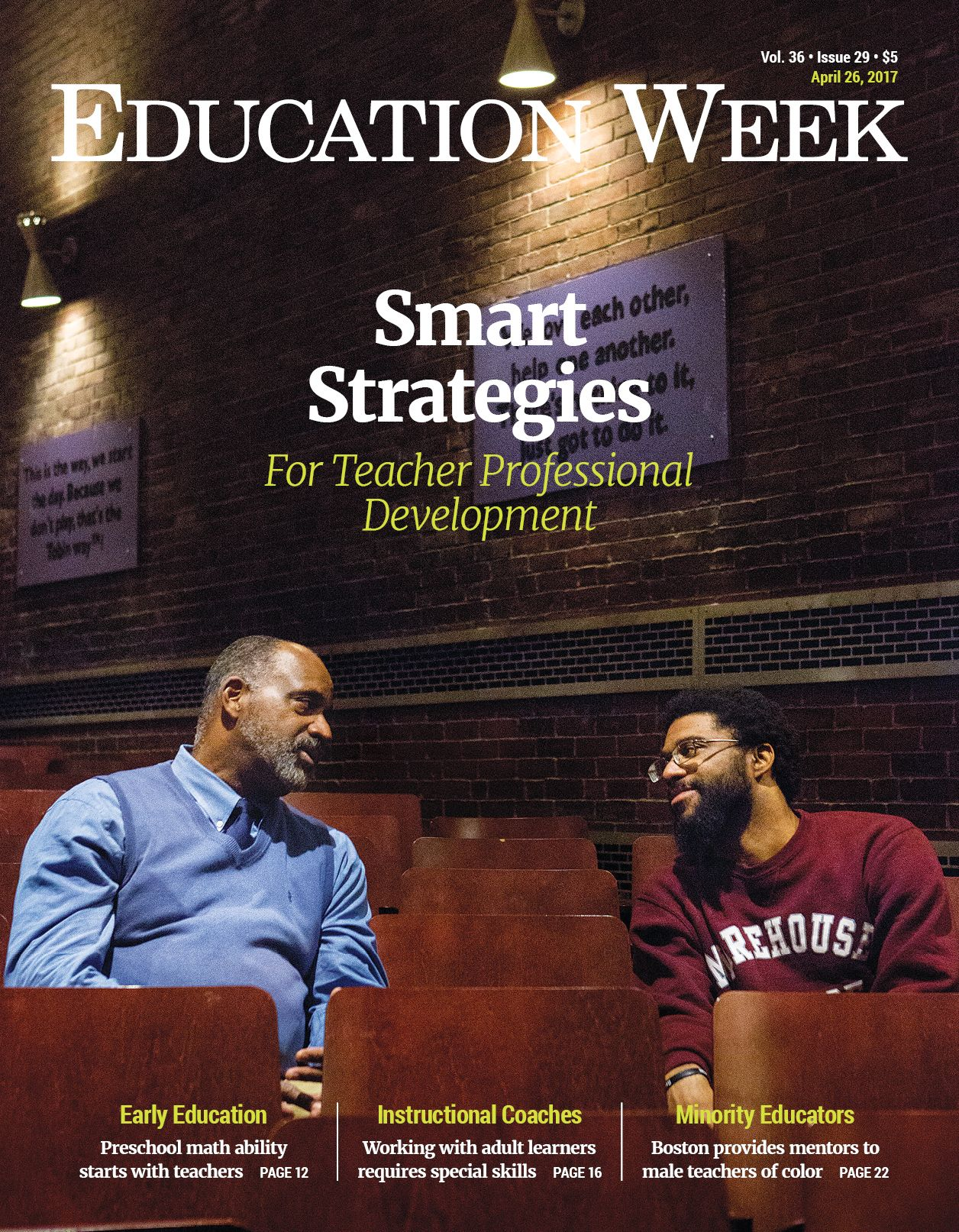 Education Week Vol 36 Issue 29 April 26 Special