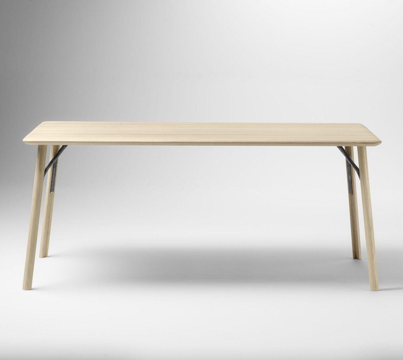 The Kea Table In Solid Oak And Wrought Iron Design Iratzoki Lizaso Avec Images Meuble Contemporain Mobilier De Salon Beaux Meubles