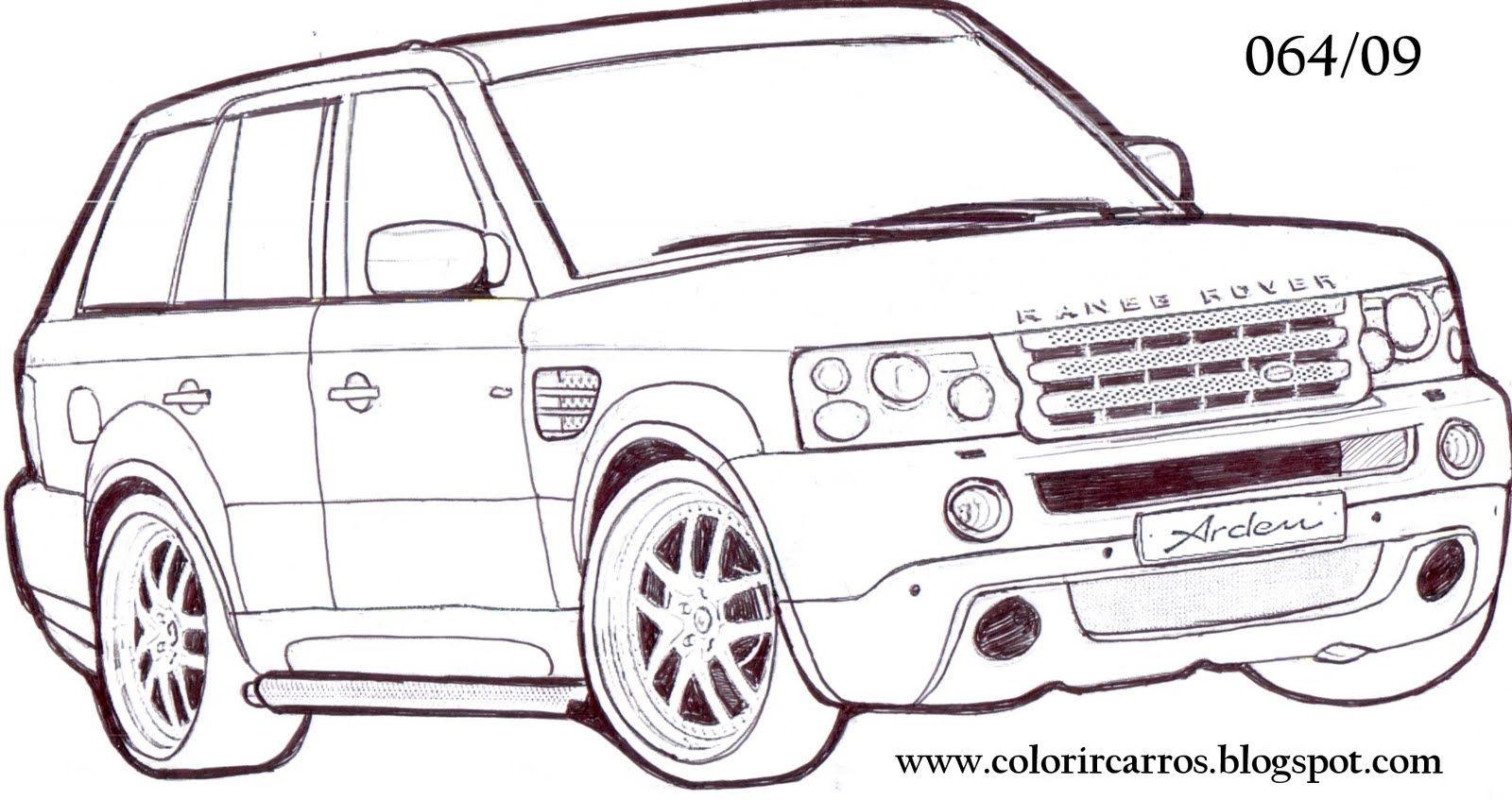 Desenhos De Carros Antigos Para Colorir Desenhos De Carros