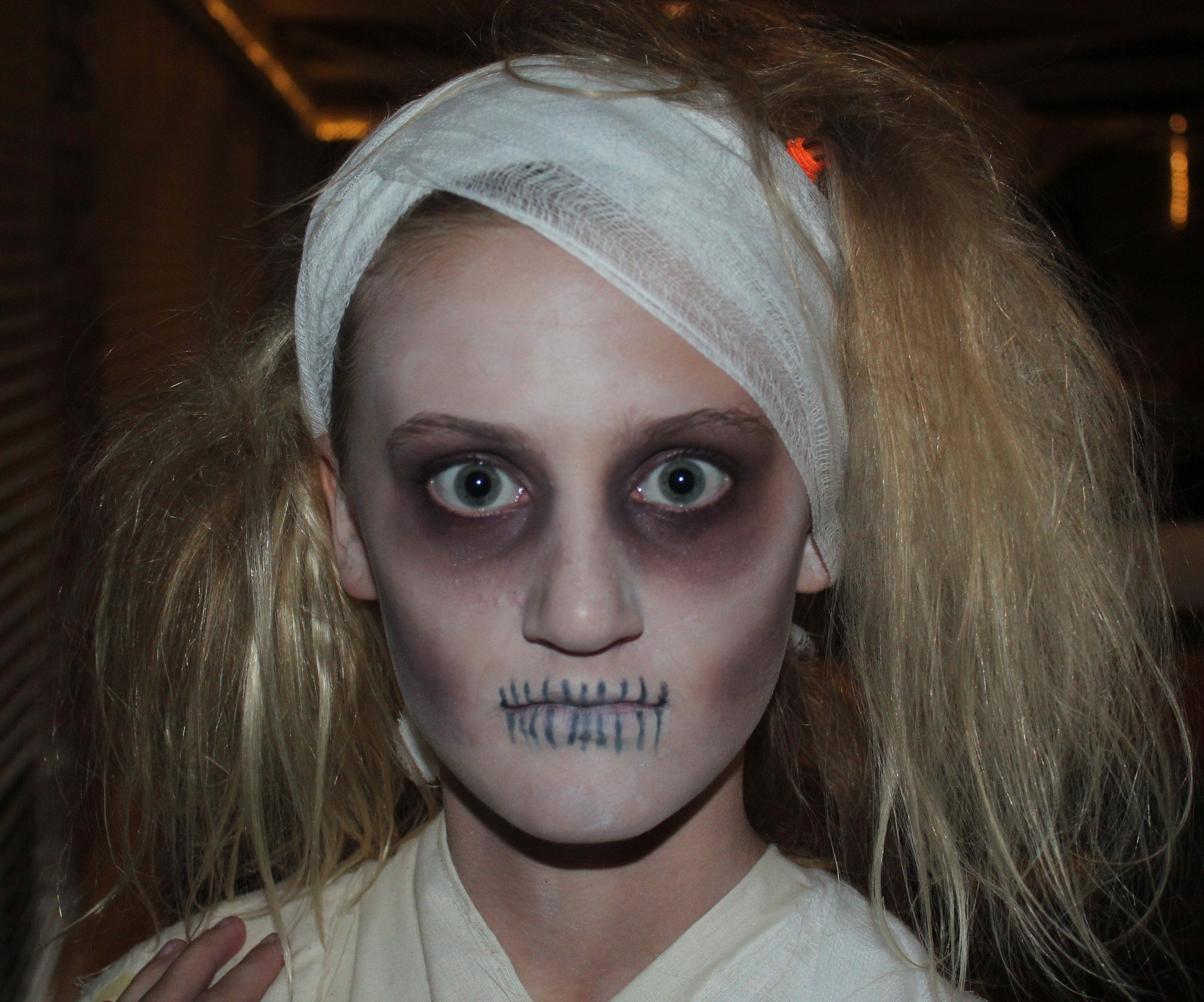 How To Do Makeup To Look Like A Dead Person - Mugeek ...