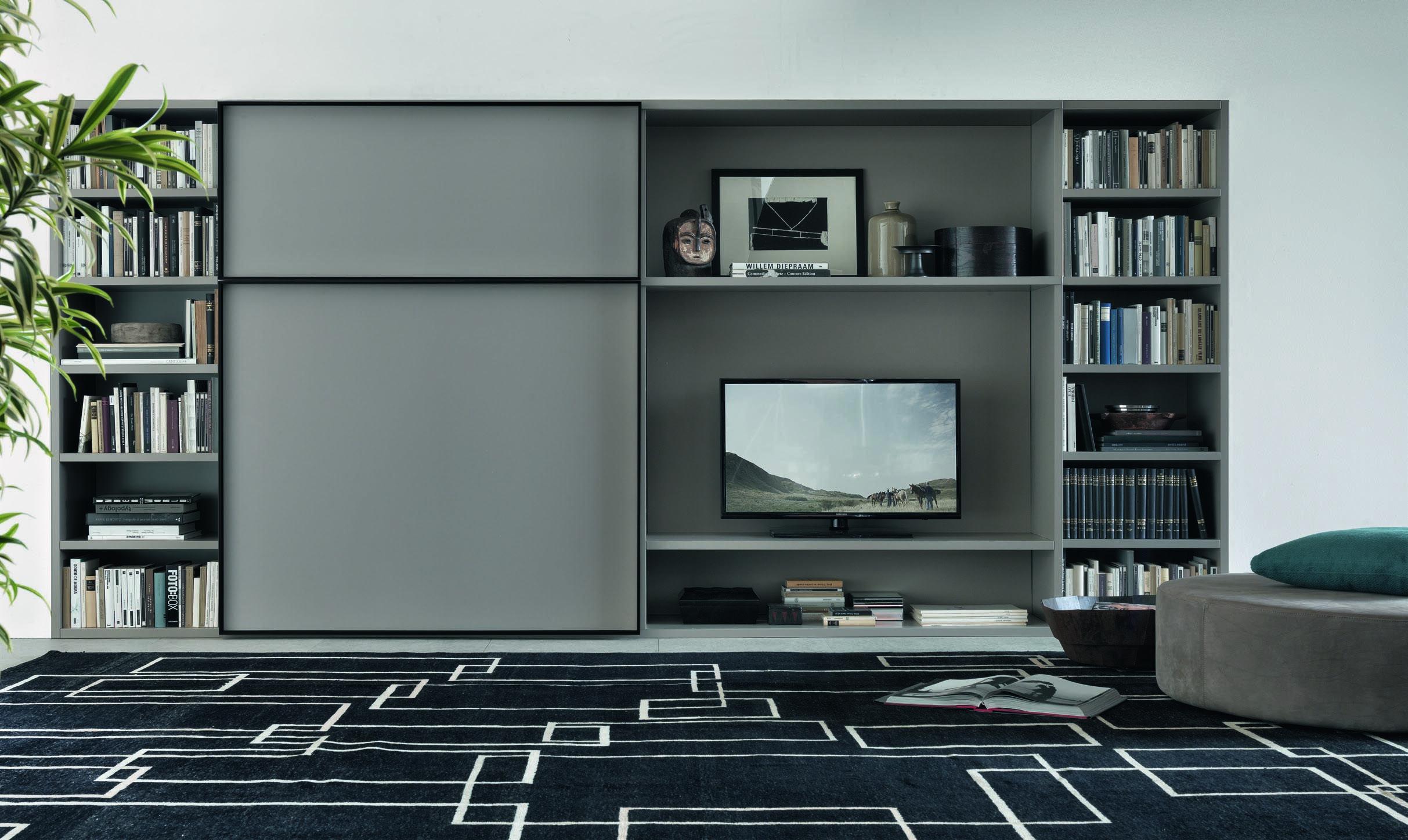 Modern tv cabinets media living room furniture storage - Tv storage units living room furniture ...