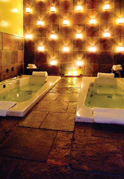 Jobless In La Someone Wants To Massage You For Free Spa Rooms Dreams Spa Home Spa