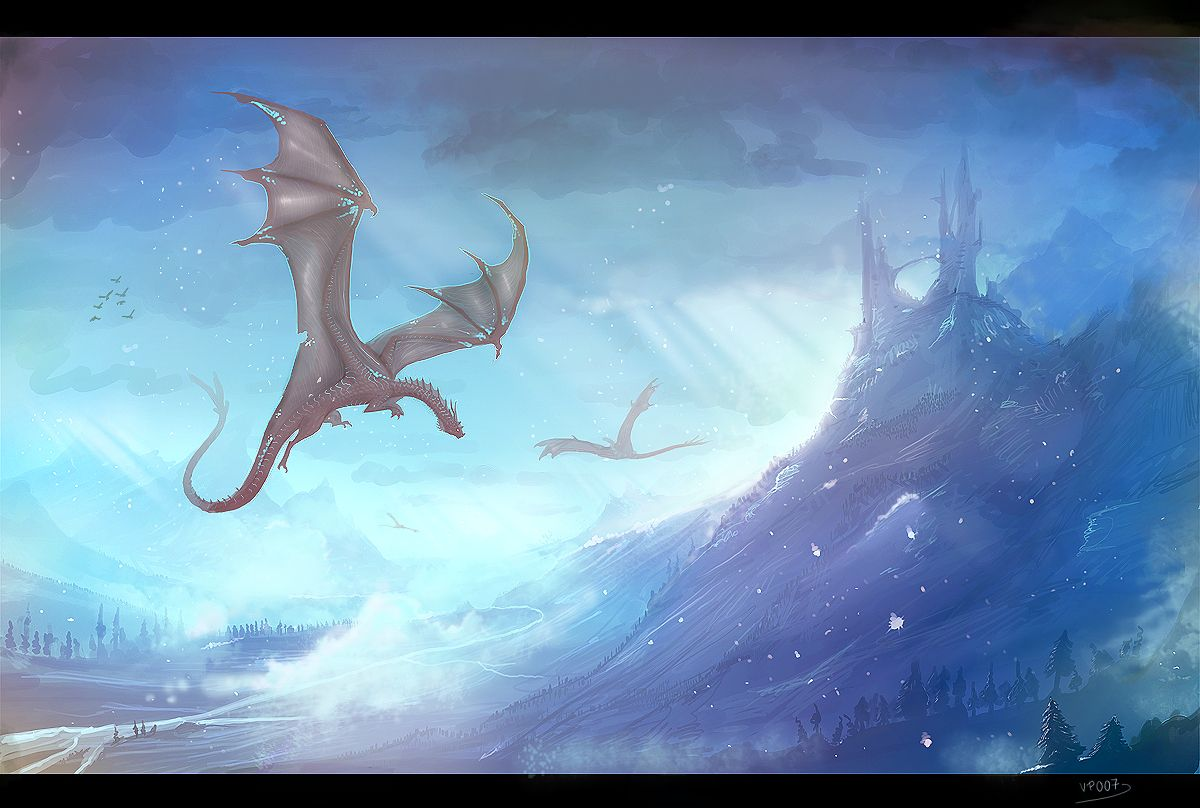 Snowland by VampirePrincess007 on DeviantArt Mystical
