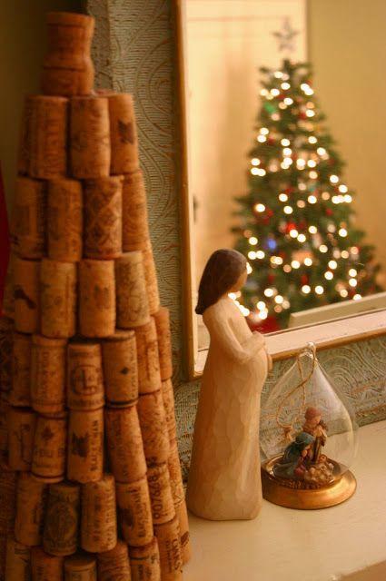 DYI Wine Cork Tree