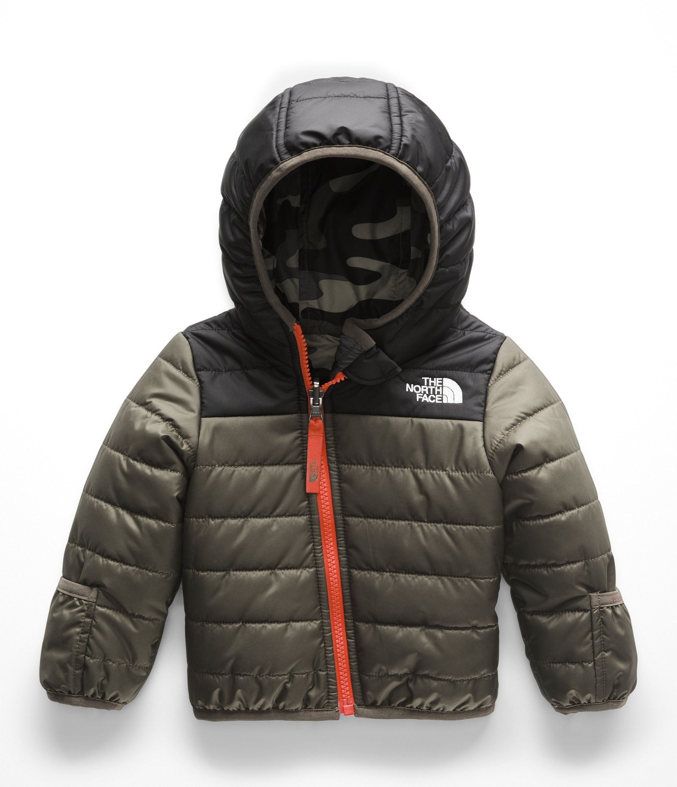 The North Face Infant Rev Perrito Jacket New Taupe Green 6m You Could Figure Out More Information At The Link O North Face Kids Little Boy Outfits Jackets [ 2499 x 2150 Pixel ]