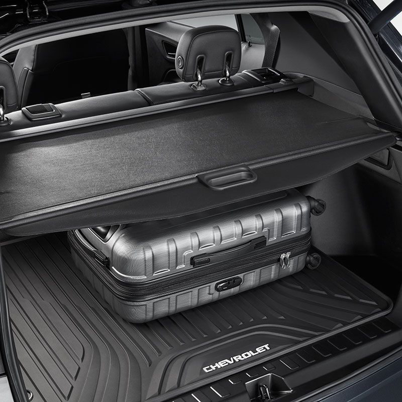Conceal Your Possessions In The Cargo Area Of Your Equinox With