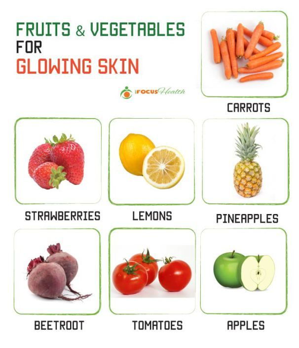 heart healthy fruits and vegetables fruits for healthy skin