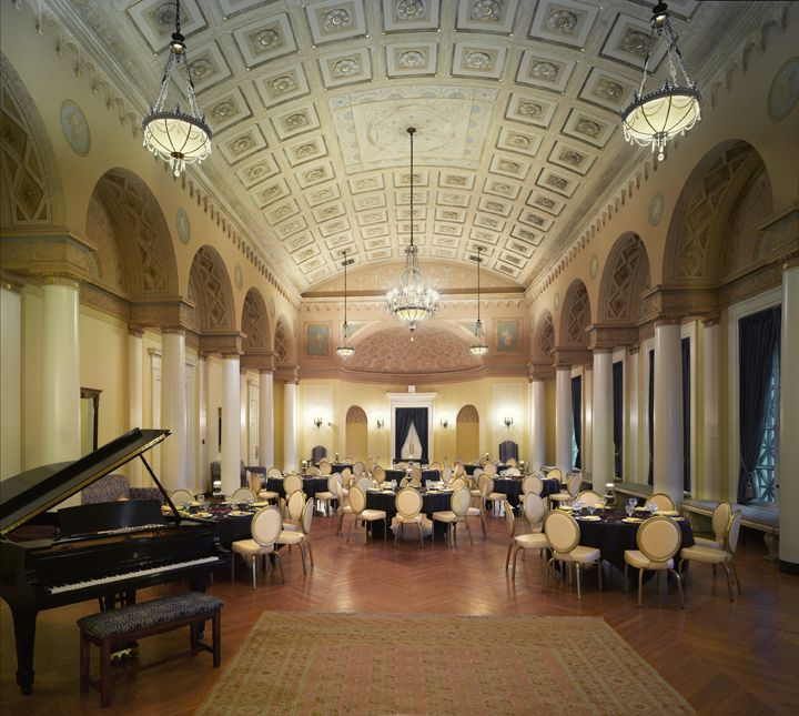 Party Halls In Youngstown Ohio: Stambaugh Auditorium Ballroom
