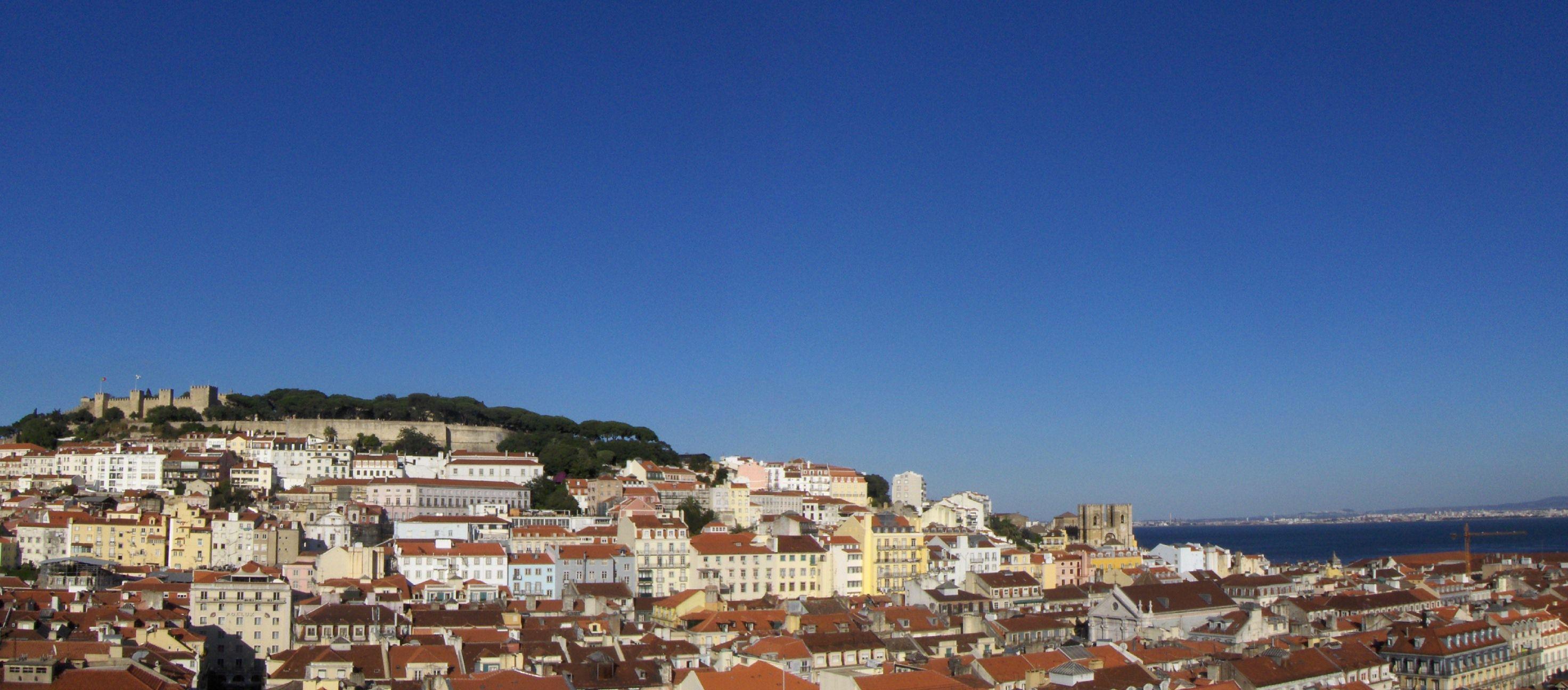 Panoramica de Lisboa by virtualpat.deviantart.com on @deviantART