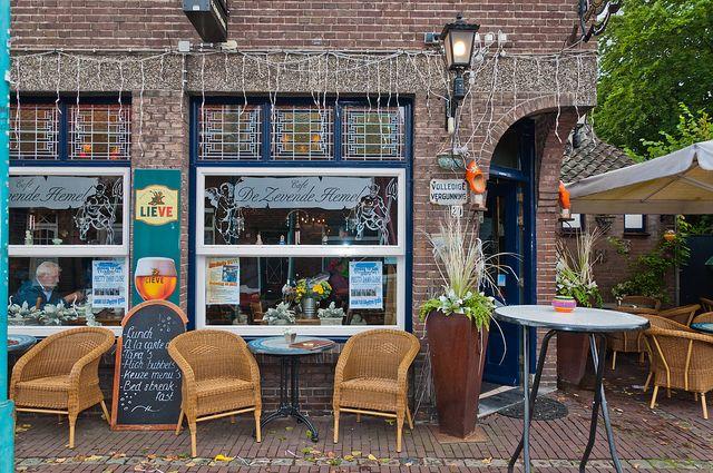 Dutch Pub   Café De Zevende Hemel, Terheijden - The 7th Heaven by RuudMorijn, via Flickr