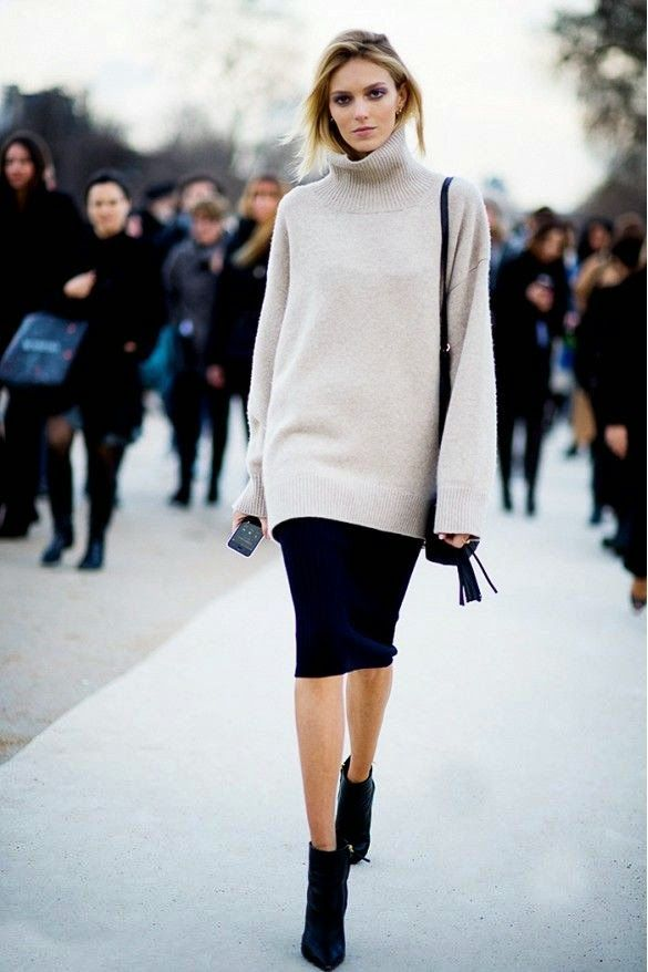 22/01/15 oversize look - inspirations