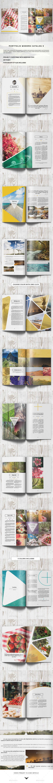 Portfolio Modern Brochure / Catalog 3